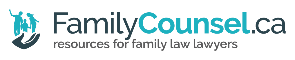 FamilyCounsel.ca